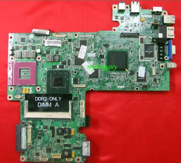 Dell 1500 1520 Intel Motherboard Onboard Video NX906